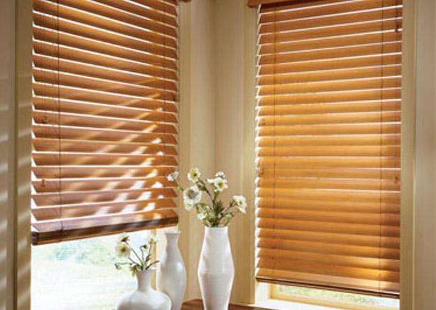 Fancy Wooden Blinds FWB003