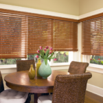 Fancy Wooden Blinds FWB006