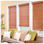Fancy Wooden Blinds FWB007