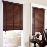 Fancy Wooden Blinds FWB009