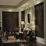 Fancy Wooden Blinds FWB010