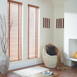 Fancy Wooden Blinds FWB012